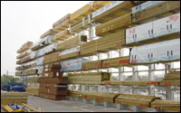 Timber Merchants Pallet Racking