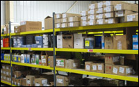 Widespan Shelving Systems