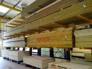 Timber Merchants Storage Solutions