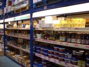 FOOD PRODUCTION & DISTRIBUTION