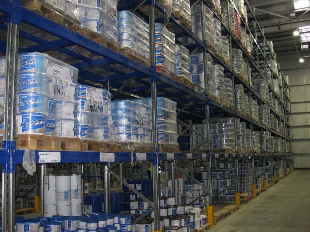 Distribution & Logistics Pallet Racking