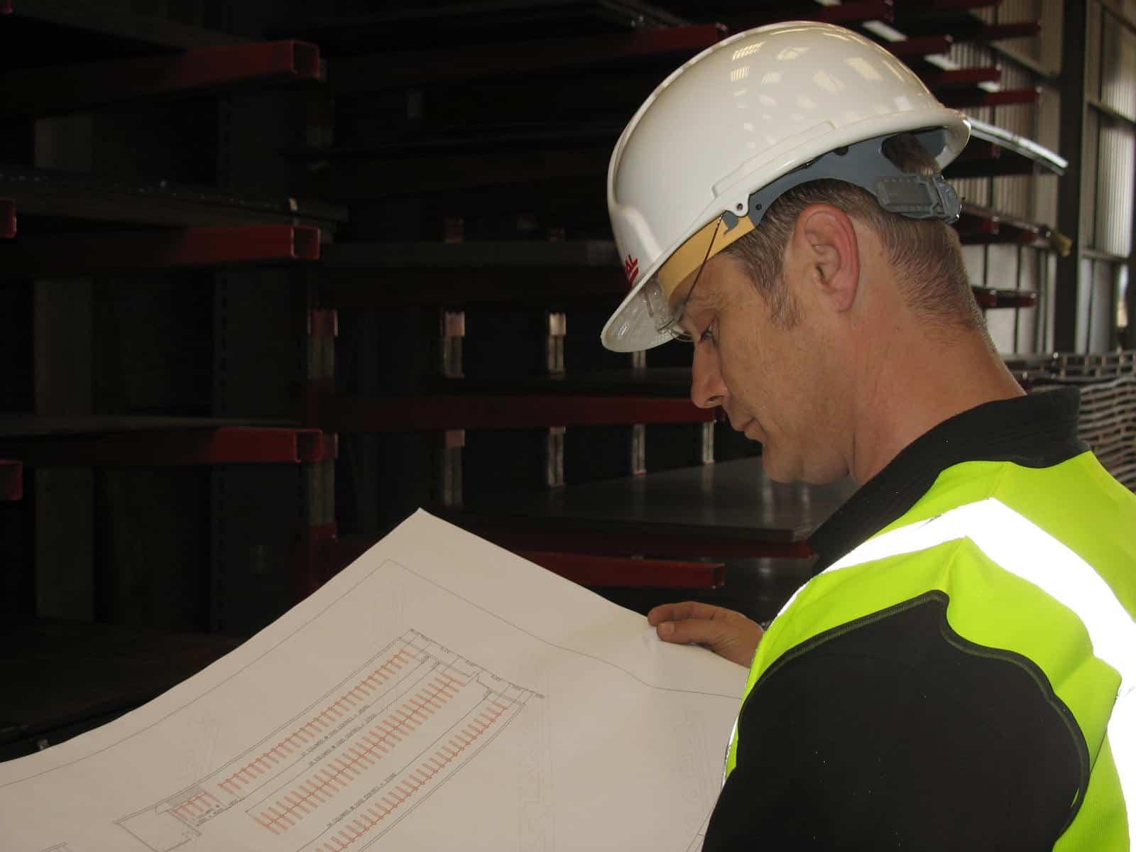 S.E.M.CO Warehouse Racking Inspector