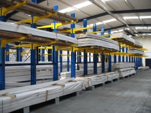 Cantilever Racking Solutions for Long Loads