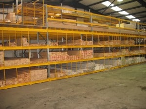 Timber Merchant Storage Solutions