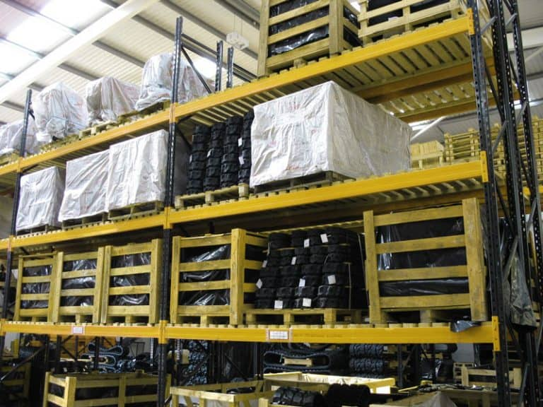 Pallet Racking for Construction Industry