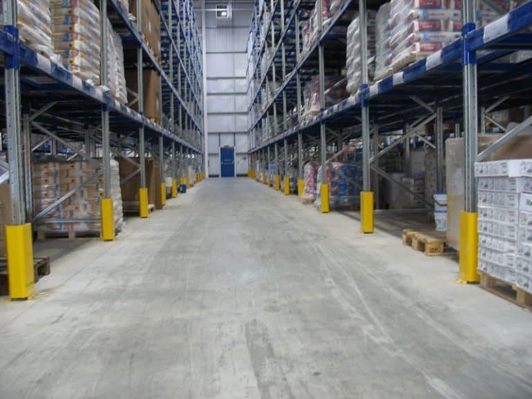 Pallet Racking for Distribution Centre