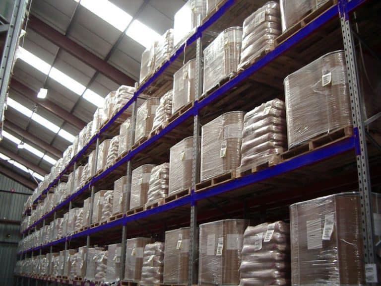Pallet Racking for Food Storage