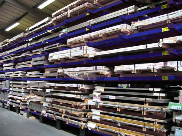 Racking for the Industrial and Engineering Industry