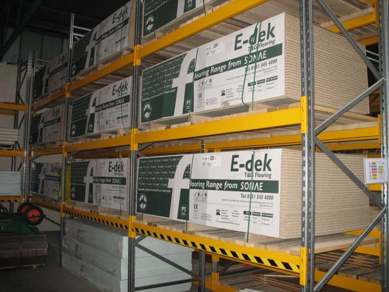 panel products racking