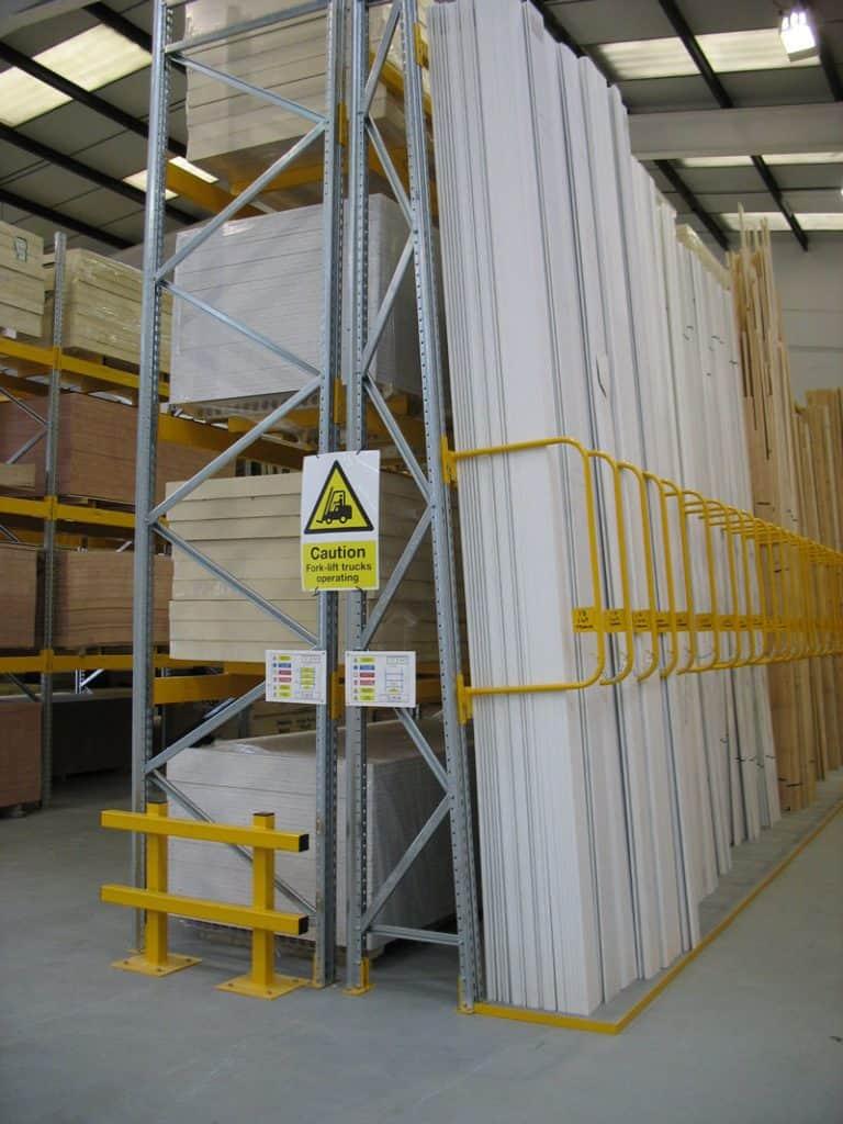 Vertical Storage Racking