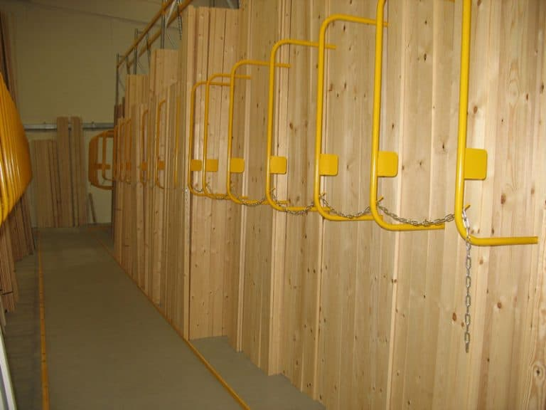 Vertical Racking Storage