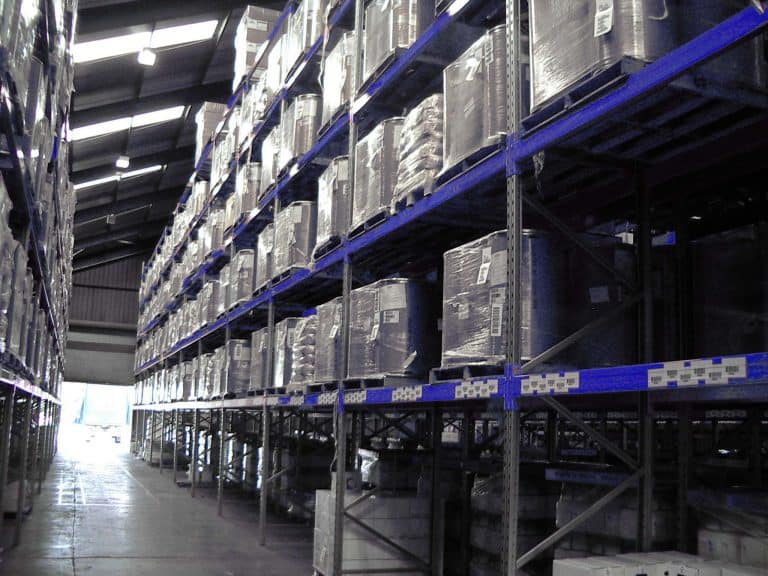 Distribution and Logistics Racking