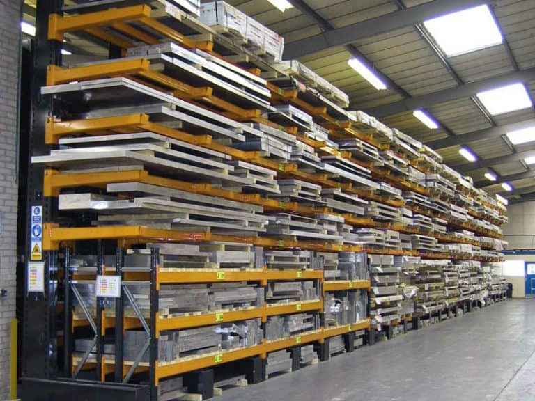 Industrial and Engineering Racking