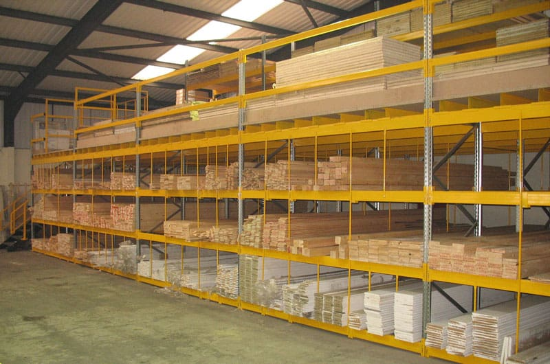 Timber Merchants Racking