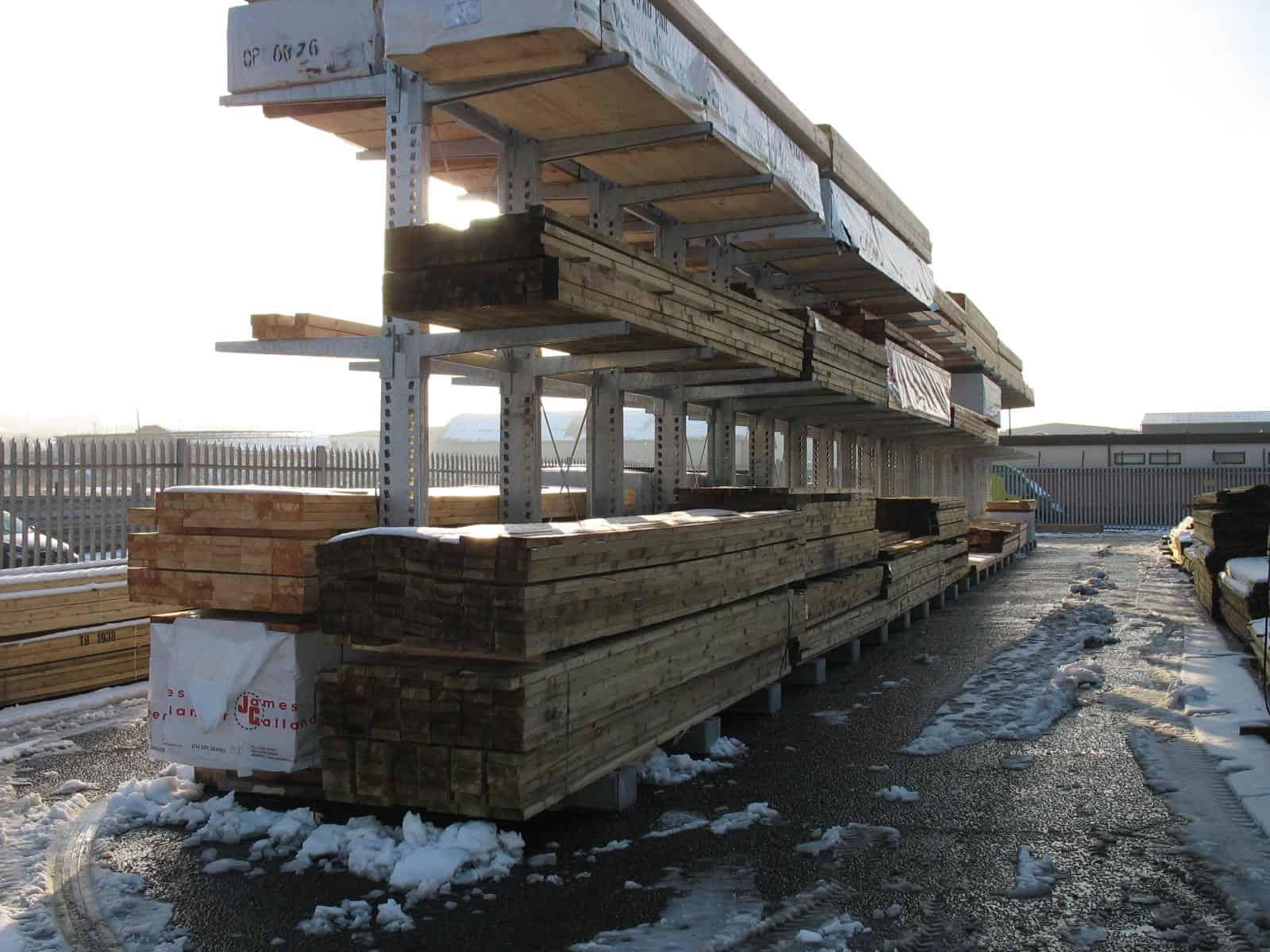 Timber Merchants Racking